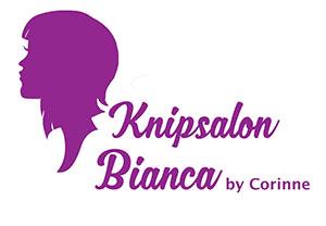 Knipsalon bianca by corinne Logo